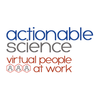 Actionable Science Client's Logo - Bombay Locale. AI powered virtual assistant.